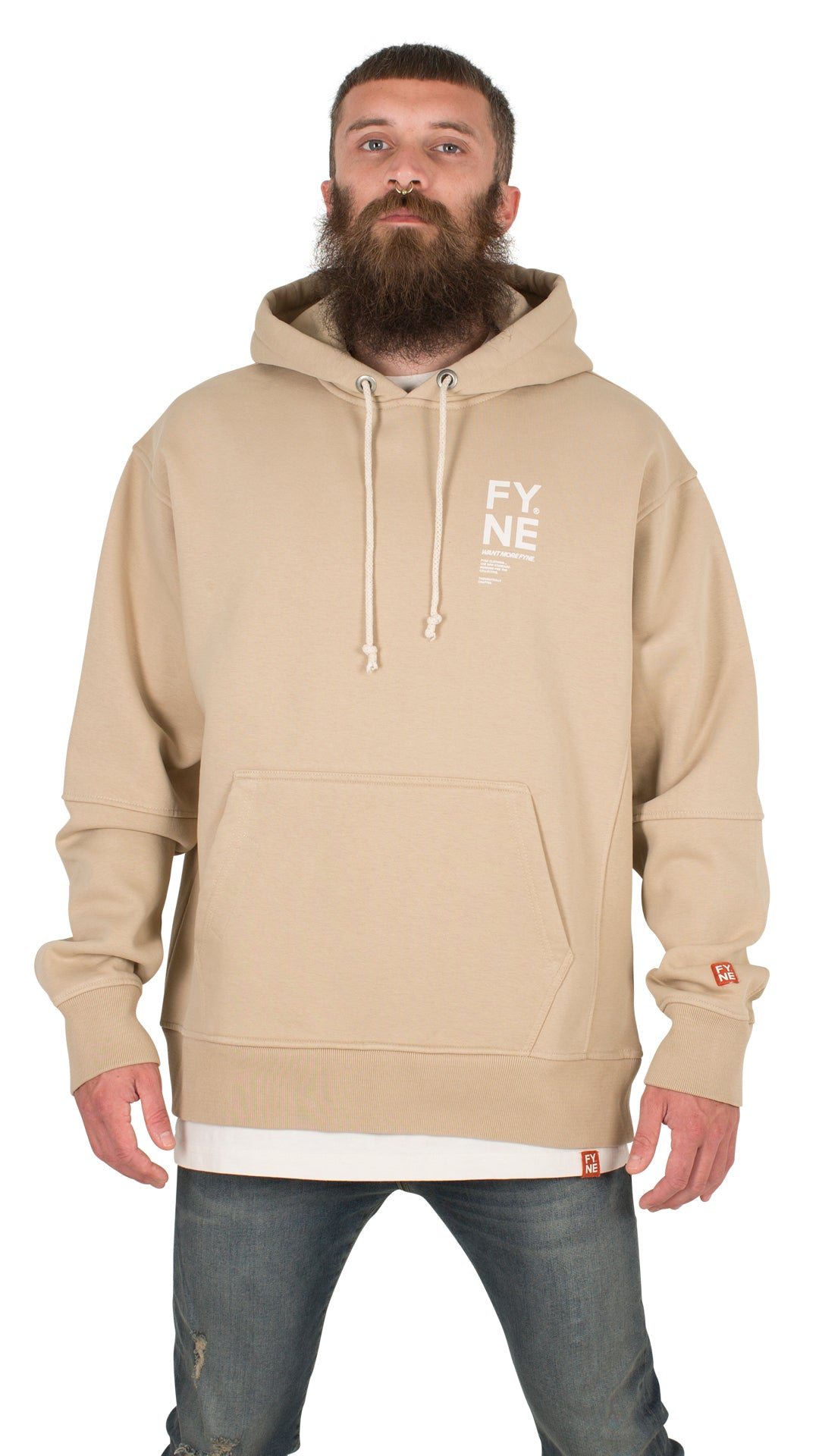 Mens Want Three Premium Hoodie