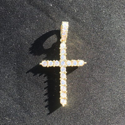 Iced Out Holy Cross