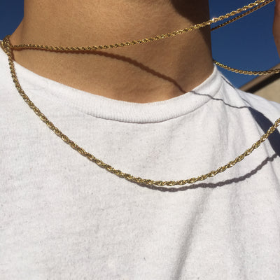Ice Tray's Rope Chain