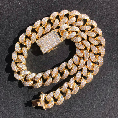 Premium Cuban Chain Necklace