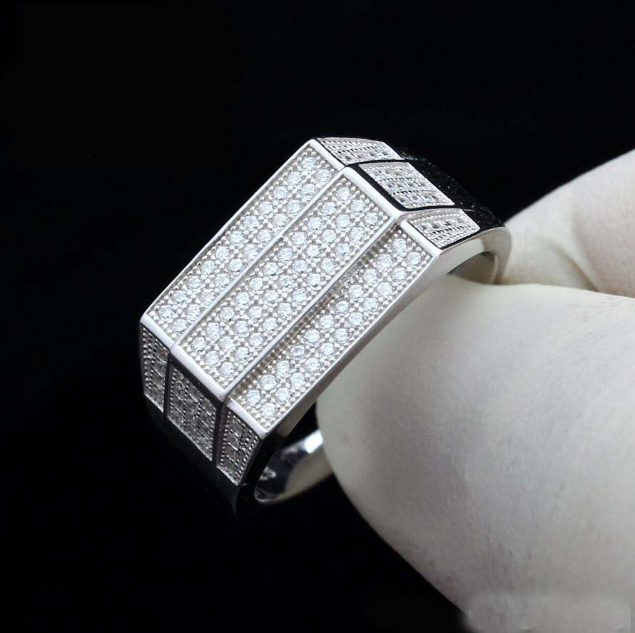 Iced Out Luxury Ring