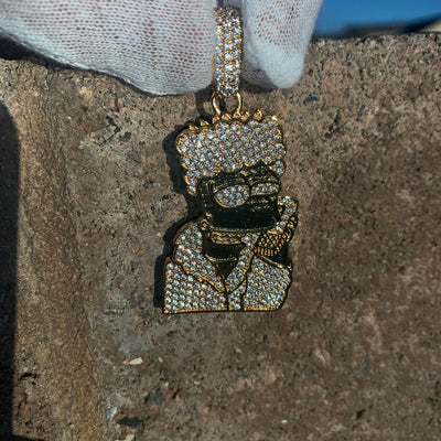 Iced Out Trap Bart
