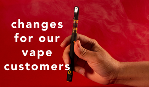 The PACT Act will affect how you shop for CBD Vape Cartridges.
