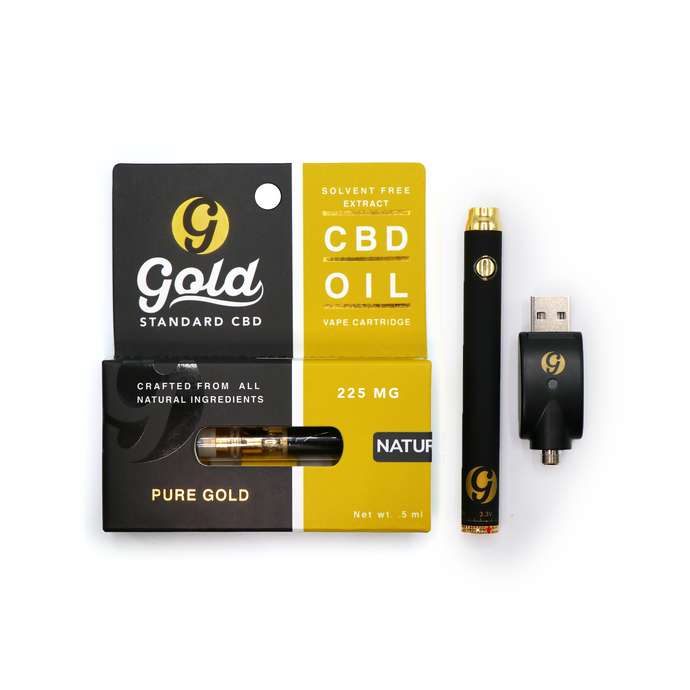 225MG CBD Vape Cartridge