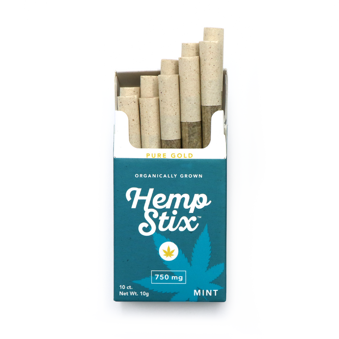 750mg Hemp Stix