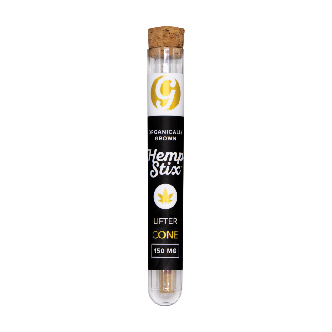 150mg Hemp Stix Cone