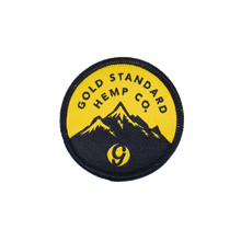 Gold Standard Iron On Patch