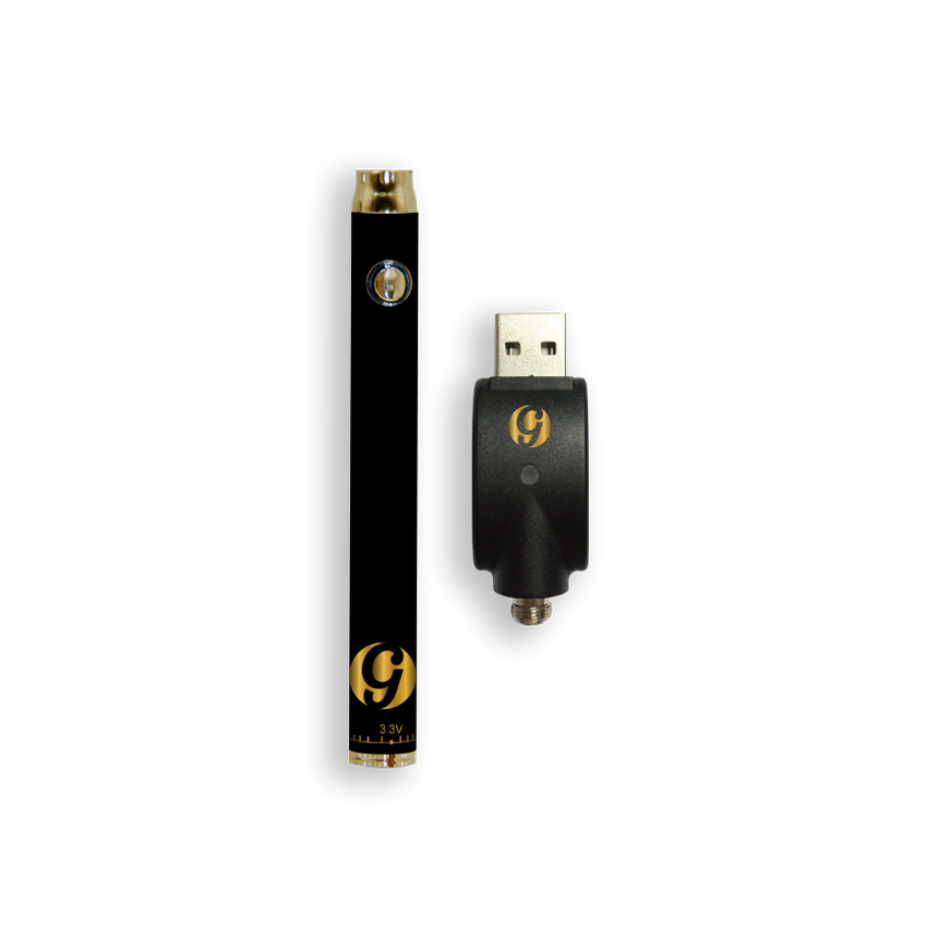 Adjustable Voltage Battery - Gold Standard CBD