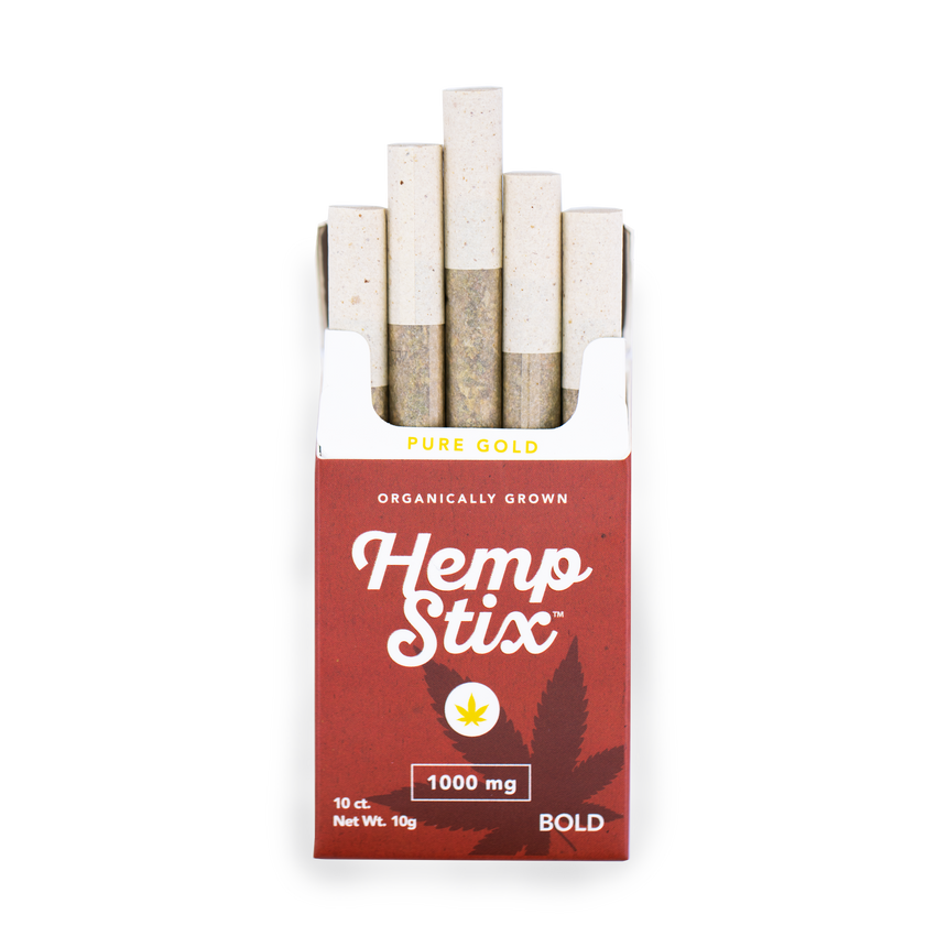 1000mg Hemp Stix
