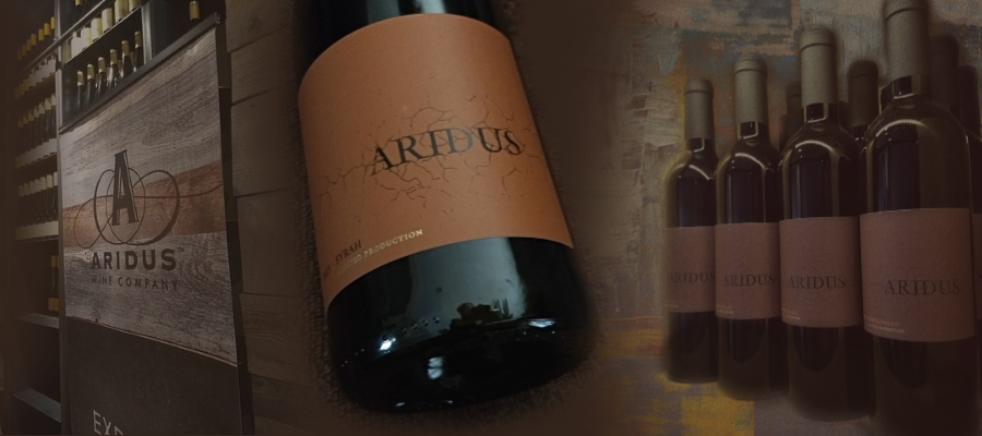 Wine Review - Aridus 2015 Syrah