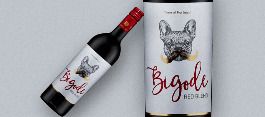 Wine Review: Bigode Red Blend