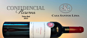 Confidencial Tinto Reserva 2015 A Great Buy from Portugal