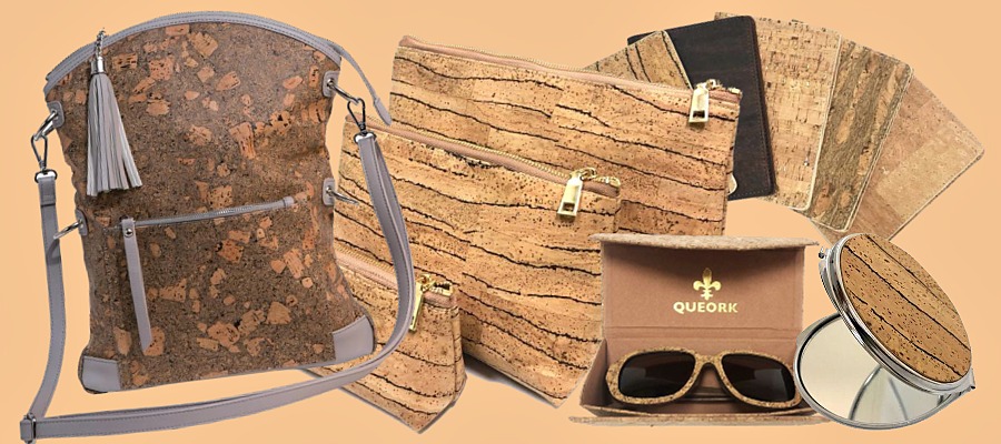 5 Must Have Travel Essentials made from Cork