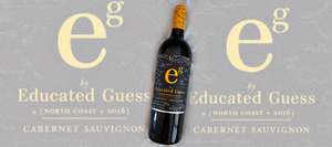 Wine Review - Educated Guess Cabernet Sauvignon 2016