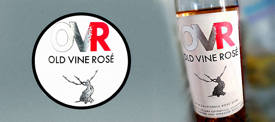 Wine Review - OVR Old Vine Rosé 2018
