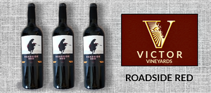 Victor Vineyards Roadside Red Wine Review
