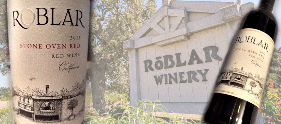 Wine Review Roblar 2015 Stone Oven Red