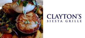Restaurant Review – Clayton's Siesta Grille