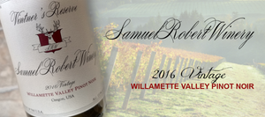 A Possible Pour Wine Review: Tasting Samuel Robert 2016 Vintner's Reserve Willamette Valley Pinot Noir