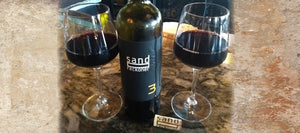 "Wine Review - Sand-Reckoner 2012 ""3"" Zinfandel"
