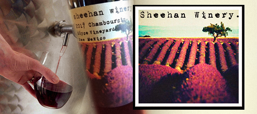 "Wine Review - Sheehan 2017 Chambourcin ""Elyce Vineyard"""