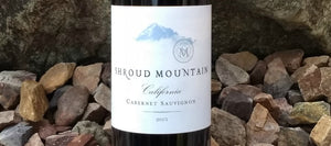 Wine Review - Shroud Mountain Cabernet Sauvignon