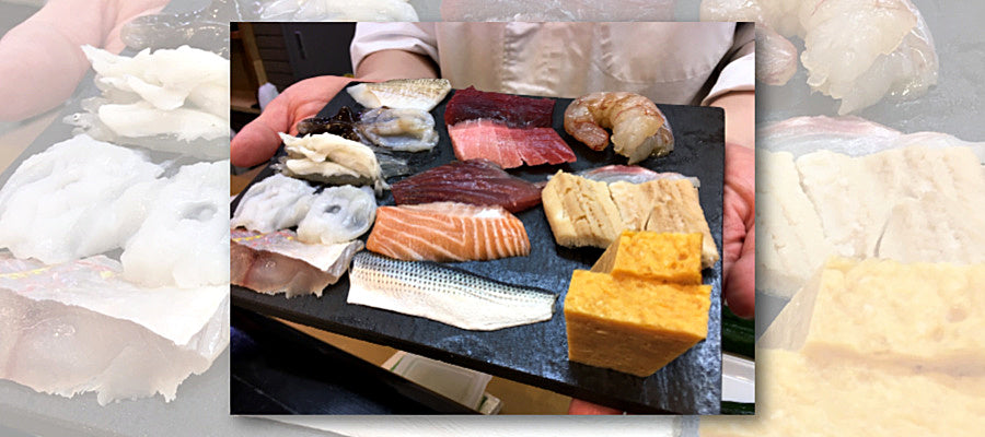 Visiting Japan? Try an Edo-style sushi tour with an expert Interpreter