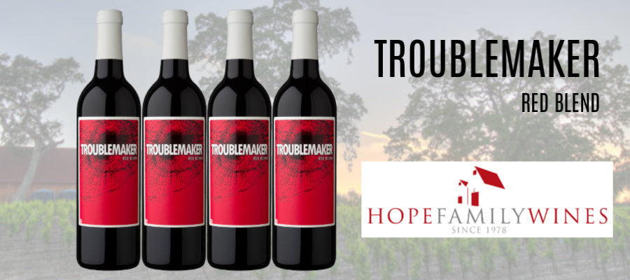A Possible Pour Wine Review: Troublemaker Red Blend 11