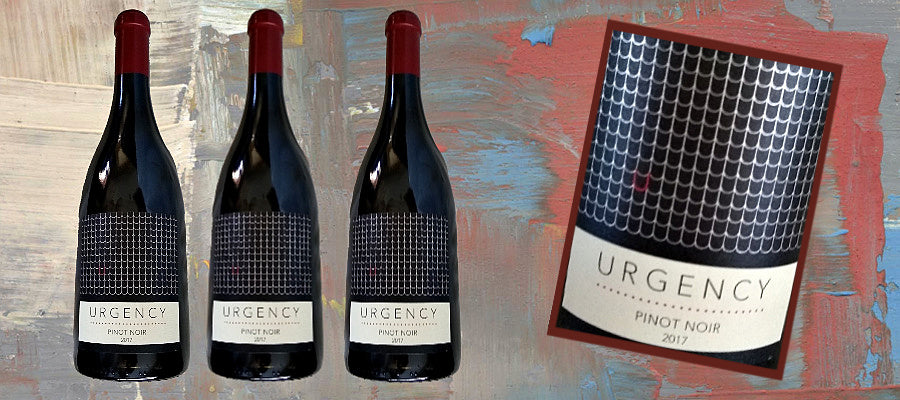 Wine Review - Shannon Ridge Urgency Pinot Noir