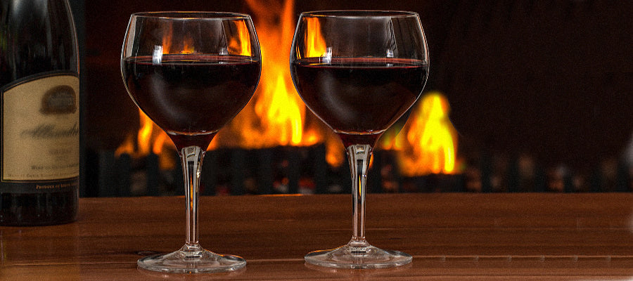 5 Red Wines for Winter Sipping