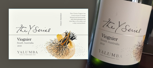 Wine Review - The Y Series Viognier