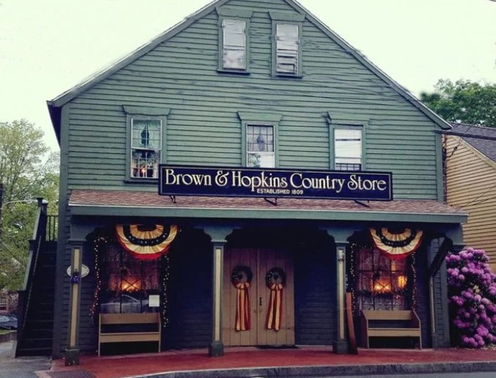 Brown & Hopkins Country Store, Chepachet RI