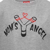 "woom TRICOU ""MOM'S ANGEL"""