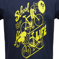 "woom TRICOU ""SCHOOL OF LIFE ART"""