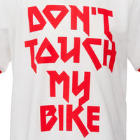 "woom TRICOU ""DON'T TOUCH MY BIKE"""