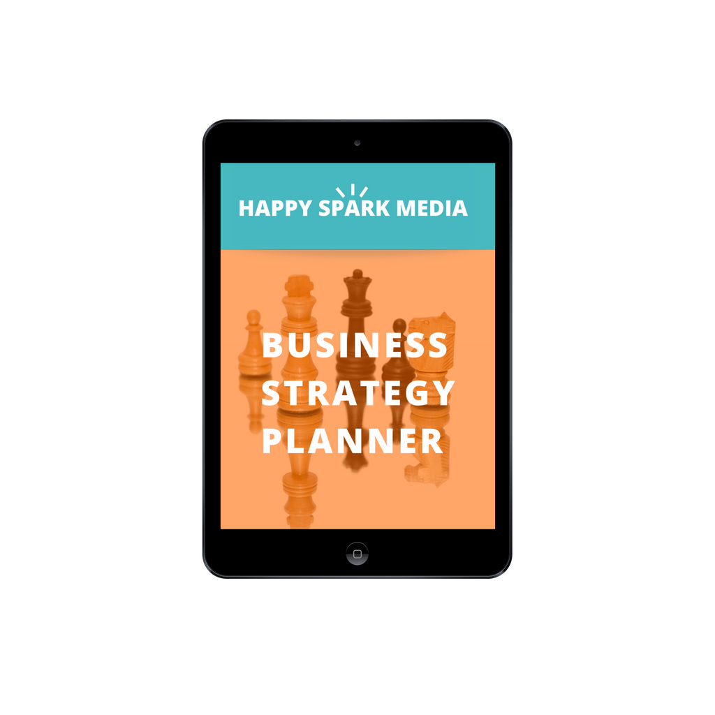 FREE Business Strategy Planner
