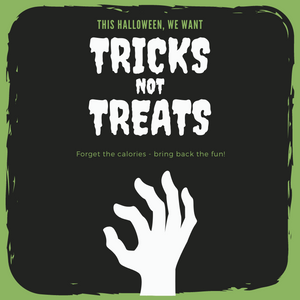 Forget Treats- Trick Your Neighbors This Halloween