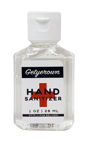 Stank Prank: Crappy Hand Sanitizer (smells like poop or farts)