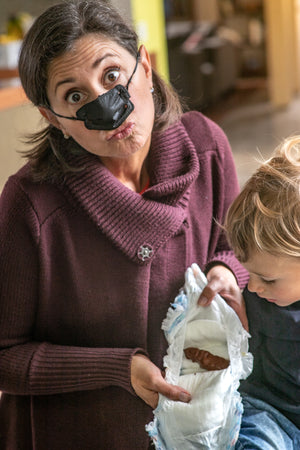 What The Smell-Odor Mask-Wearable Odor Filters