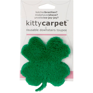 Kitty Carpet: Reusable Downstairs Toupee Merkin