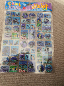 Dolphin Stickers