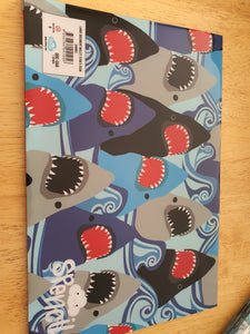 Spencil Shark Document Wallet 37cm x 25cm