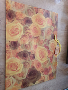 Yellow Rose Gift Bag Large