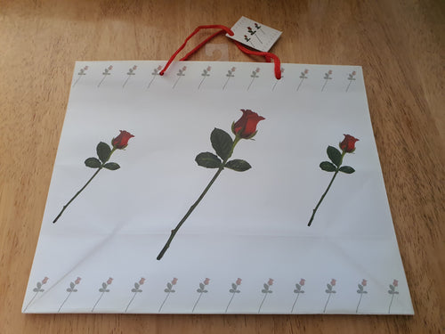 Rose Gift Bag Medium