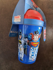 Justice League 2 in 1 Snack Drink Cup