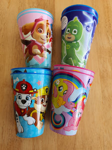 Assorted Licensed Kids Tumblers