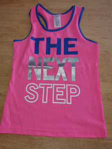 The next step Singlet