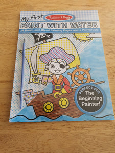 Melissa & Doug - My First Paint With Water