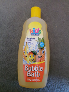 Tropical Fruit Bubble Bath 473ml