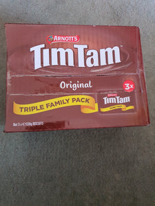 Tim Tam Original Triple Family Pack